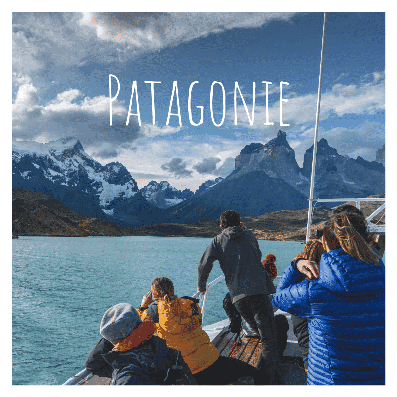 The highlights of Patagonia in Torres del Paine